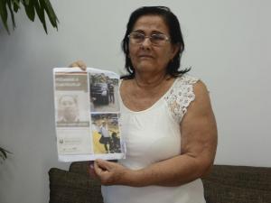 Mariana quiere que le devuelvan a su hijo