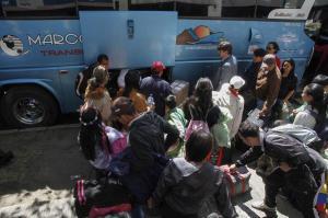 Gobierno de Venezuela dice que han regresado más de 8.000 venezolanos por plan de Maduro