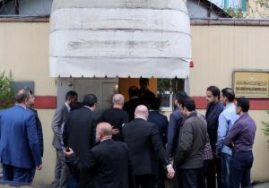 La Policía turca registra consulado saudí en Estambul donde desapareció un periodista