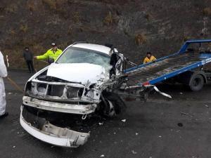 Accidente de tránsito en Loja deja una persona fallecida