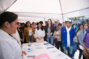 Ministerio de Salud impulsa campaña de lucha contra el cáncer de mama