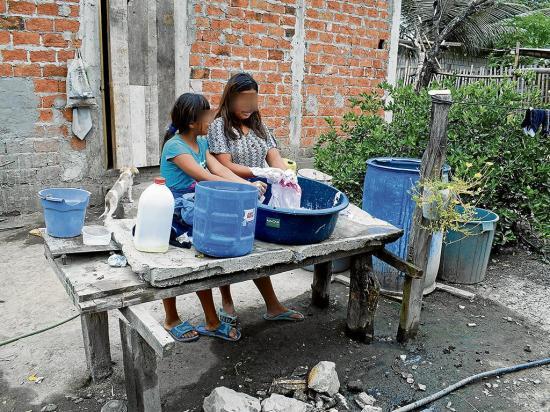 El 14% de menores se encarga de tareas del hogar
