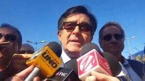 Correa y Glas no se presentaron en la versión por delincuencia organizada