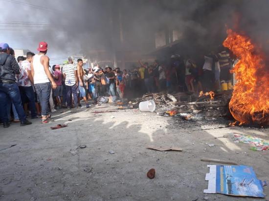 Policía Nacional dice que personas asesinadas a golpes en Posorja no eran secuestradores