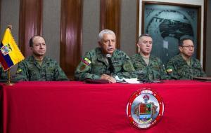 Ejército lamenta la detención de soldados por tráfico de armas