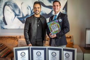 Luis Fonsi logra siete récords Guinness con 'Despacito'