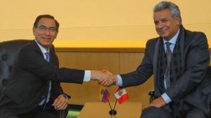 Se conmemorará veinte años de firma de los Acuerdos de Paz con Perú en Brasilia