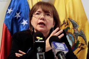 Ecuador expulsa a embajadora venezolana por declaraciones ofensivas