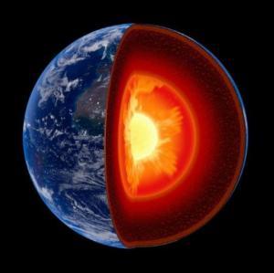 Importante descubrimiento sobre el núcleo de la Tierra