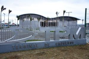 Ecuador inaugura nueva terminal de cruceros en el puerto costero de Manta
