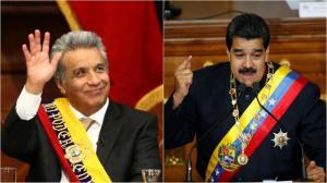 Ecuador y Venezuela expulsan a jefes de misión en grave crisis diplomática