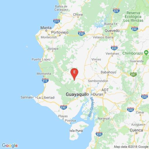 Sismo de magnitud 5.6 se registró este domingo con epicentro en Guayas