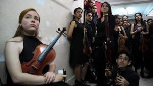 Los músicos venezolanos que componen una nueva banda sonora de Buenos Aires