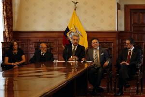 Destituyen a funcionarios de Justicia y del Ecu911 tras la fuga de Fernando Alvarado