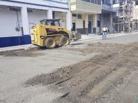 Invierten $50 mil en el bacheo de calles