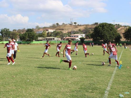 Buscan ir a la copa Ecuador