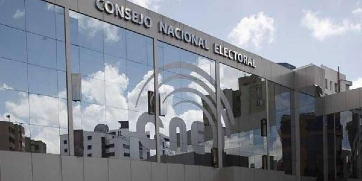 Analizarán propuestas de reformas a la ley electoral vigente en Ecuador