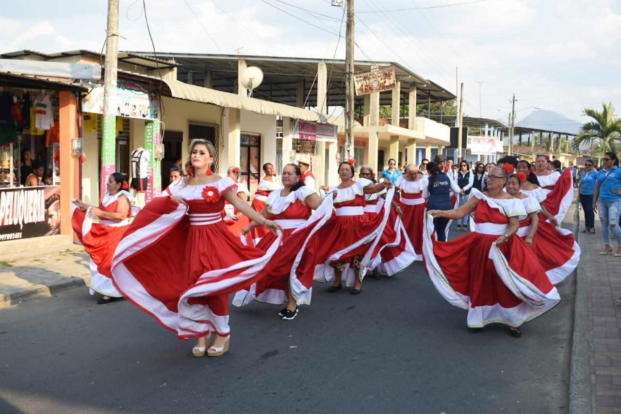Con un pregón se da inicio a la fiestas de cantonización de  Junín