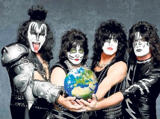 La agrupación Kiss prepara gira mundial de despedida