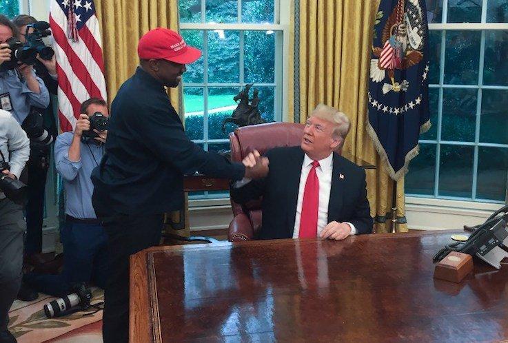 Kanye West asegura sentirse ''utilizado'' y dice que se alejará de la política