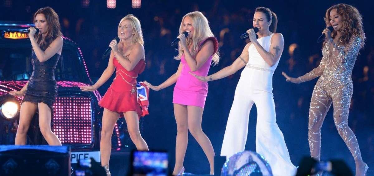 Las Spice Girls vuelven a los escenarios pero sin una integrante