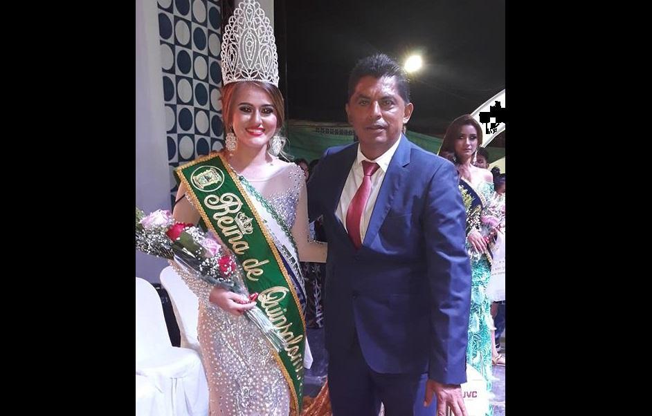 El cantón Quinsaloma elegió a su reina