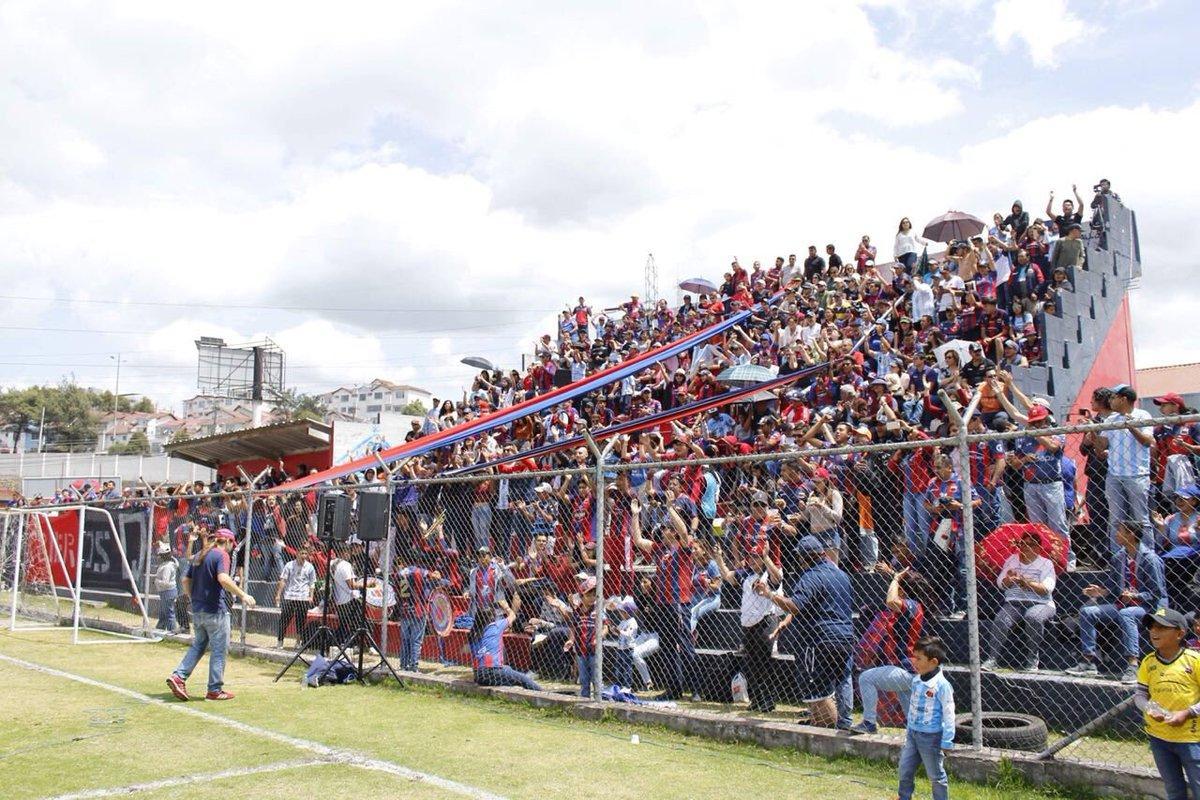Presentarán la Copa Ecuador y el Deportivo Quito vuelve al Olímpico Atahualpa