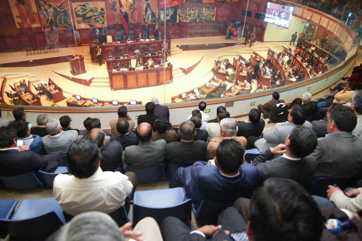Asamblea Nacional decidirá el jueves si expulsa a dos legisladoras