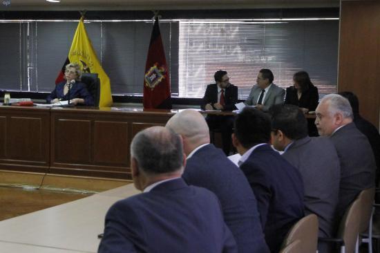 Rafael C. se queja de que fallo de jueza era un hecho consumado