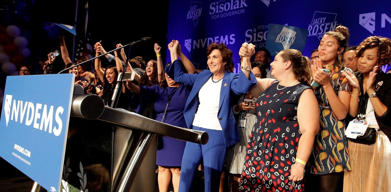 Nuevo récord de mujeres en Congreso de EEUU tras las elecciones