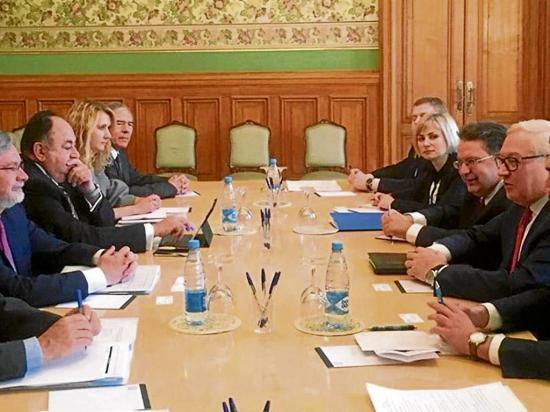 El Gobierno invita a Vladimir Putin a  que visite Ecuador
