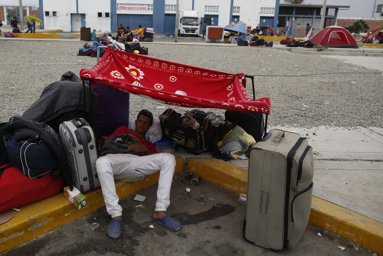 Son 3 millones los refugiados y migrantes venezolanos en el mundo, asegura la ONU