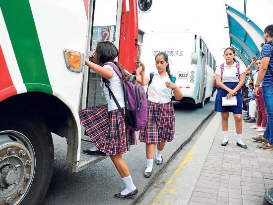 Los buses siguen siendo inaccesibles