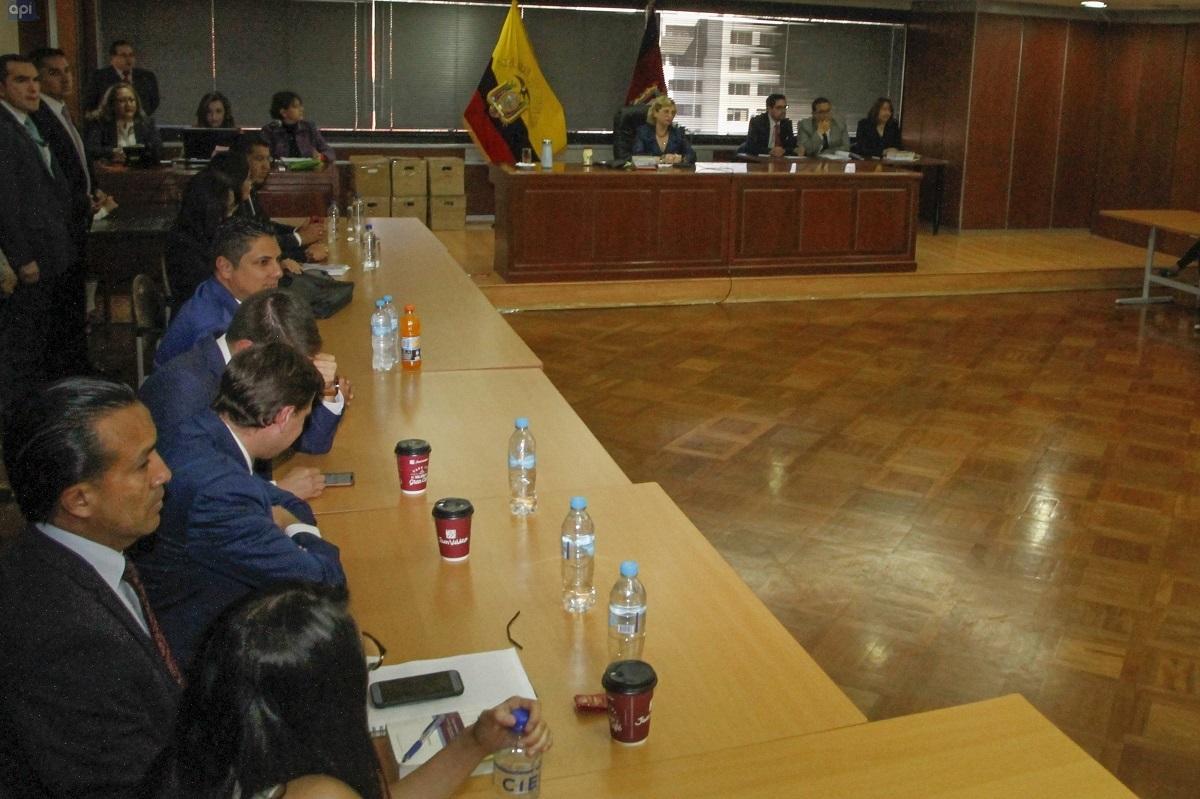 España acepta la extradición al Ecuador del exjefe de la Senaín