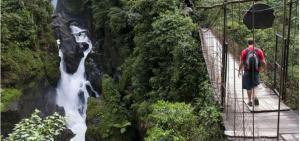 La biodiversidad en Ecuador afronta varias amenazas, asegura biólogo