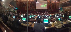 La Asamblea Nacional destituye a Sofía Espín y Norma Vallejo como asambleístas