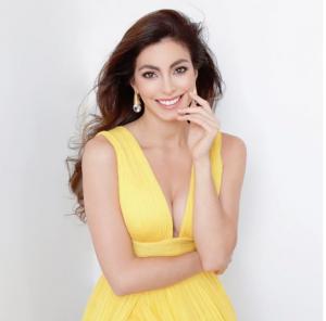 Virginia Limongi emprendió su viaje a Tailandia en busca del Miss Universo 2018