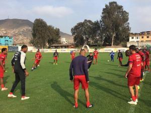 La selección busca amargar aniversario de la clasificación de Perú para el Mundial