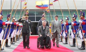 Lenín Moreno impulsará en Guatemala la cooperación e integración de Iberoamérica