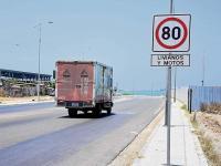 Fotorradares ya marcan las multas en vías