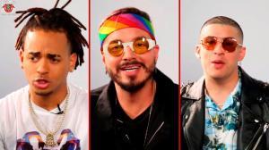 Ozuna, J Balvin y Bad Bunny, los artistas más populares en YouTube en 2018