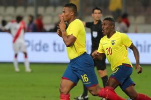 Ecuador gana a Perú en Lima 0-2 [Finalizado]