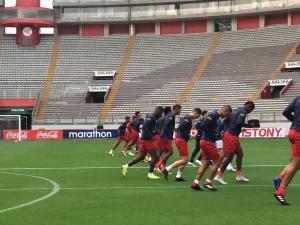 Montero jugará en el amistoso de Ecuador contra Perú hoy