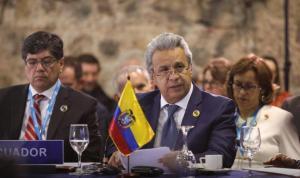 Lenín Moreno pide a Iberoamérica ocuparse de tragedia migratoria