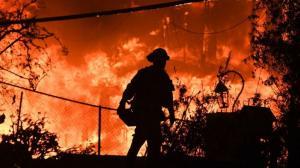 Miradas se centran en gran eléctrica como posible causa de incendio en California