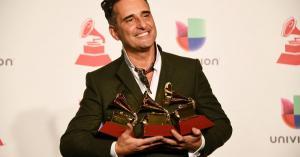 Drexler el gran ganador de los Grammy Latinos que no canta reguetón