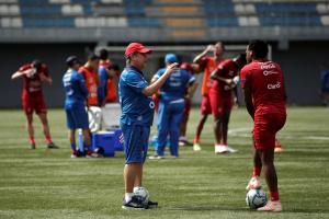 Jugadores de la selección esperan un duelo complicado frente a Panamá
