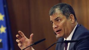 Ecuador, pendiente de decisión de Interpol sobre alerta roja a Correa