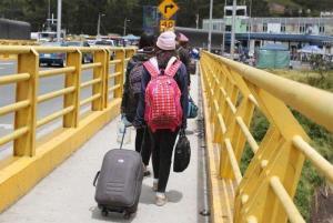 Delegación de la OEA califica de 'triste' la crisis migratoria venezolana