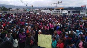 Relatora de la ONU visita Ecuador para conocer la situación de los indígenas